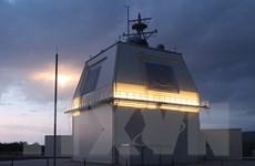 Mỹ bán 5 hệ thống vũ khí Aegis cho Tây Ban Nha với giá 860 triệu USD