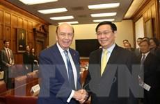 Kinh tế, thương mại là trọng tâm và động lực của quan hệ Việt-Mỹ