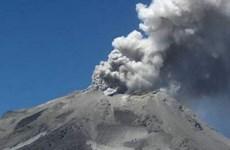 Cảnh báo nguy cơ núi lửa phun trào tại miền Nam Chile