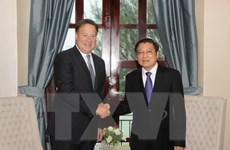 Đoàn đại biểu Đảng Cộng sản Việt Nam thăm và làm việc tại Panama