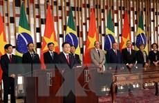 Đề nghị Brazil sớm công nhận quy chế kinh tế thị trường của Việt Nam