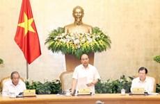 Thủ tướng: Tập trung nhiều hơn nữa cho công tác xây dựng thể chế
