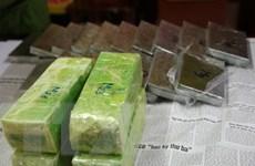 Nghệ An: Triệt phá đường dây mua bán trái phép 19 bánh heroin