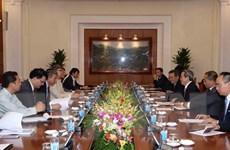 Đoàn công tác VBF đánh giá cao kết quả phát triển kinh tế Việt Nam