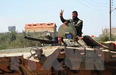 Chính phủ Syria và quân nổi dậy đạt thỏa thuận ngừng bắn tại miền Nam
