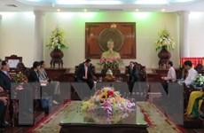 Cần Thơ tăng cường hợp tác với Hàn Quốc trong nhiều lĩnh vực