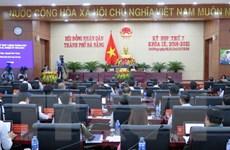 Khai mạc Kỳ họp thứ 7 Hội đồng Nhân dân thành phố Đà Nẵng Khóa IX