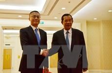 Hợp tác kinh tế Campuchia-Việt Nam đạt nhiều kết quả tốt đẹp