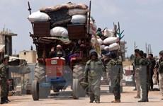 Quân đội Syria thu giữ vũ khí có xuất xứ từ Pháp ở Daraa