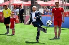 Tổng thống Nga sẽ gặp Chủ tịch IOC tại trận Chung kết World Cup