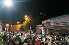 Ninh Thuận: Khởi tố 4 đối tượng kích động chặn xe trên Quốc lộ 1A