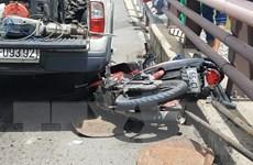 Bắt tạm giam tài xế xe tải gây tai nạn chết người tại dốc cầu Cần Thơ