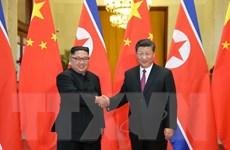 Triều Tiên và Trung Quốc tăng cường hoạt động giao lưu
