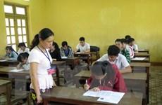 Lạng Sơn rà soát những thí sinh có điểm thi THPT cao bất thường