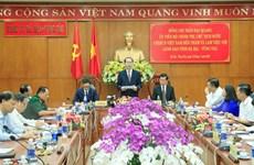 Chủ tịch nước làm việc với lãnh đạo chủ chốt tỉnh Bà Rịa-Vũng Tàu
