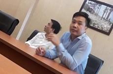 Vào cuộc làm rõ vụ hai phóng viên bị hành hung, chặt thẻ Hội Nhà báo