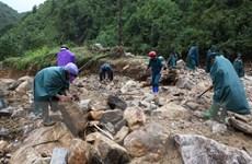 Hòa Bình: Sạt lở đất đá, một người thiệt mạng trên lán trại