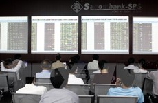 Chứng khoán 23/7: Cổ phiếu ngân hàng giảm điểm mạnh, VN-Index tăng nhẹ