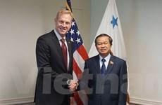 Thúc đẩy hơn nữa quan hệ Đối tác Toàn diện Việt Nam-Hoa Kỳ