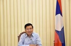 Thủ tướng Lào chủ trì cuộc họp báo về sự cố vỡ đập thủy điện