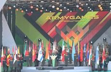 Việt Nam dự Hội thao quân sự quốc tế Armygames 2018 tại Nga
