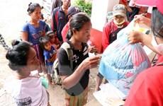 Thừa Thiên-Huế hỗ trợ tỉnh Attapeu khắc phục sự cố vỡ đập thủy điện