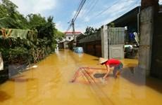 Hà Nội chủ động ứng phó với mực nước nhiều sông tăng nhanh