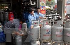 Giá gas trong tháng 8 tăng thêm 11.000 đồng mỗi bình 12kg