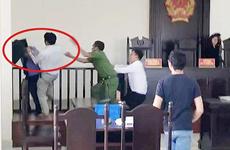 TP.HCM: Khởi tố người đánh kiểm sát viên ngay tại phiên tòa