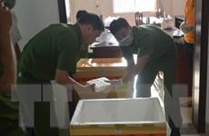 Khởi tố vụ vận chuyển 100 bánh cocain trong container phế liệu