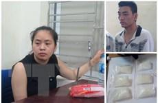 Hải Phòng: Phá đường đường dây buôn bán ma túy khối lượng lớn