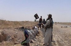 IS hành quyết một con tin bị bắt cóc tại miền Nam Syria