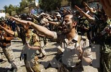 Houthi sẵn sàng tham gia đàm phám do Liên hợp quốc làm trung gian
