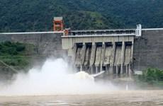 Việc xả lũ không ảnh hưởng đến tình trạng ngập lụt tại huyện Chương Mỹ