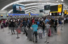 British Airways kêu gọi đẩy nhanh thủ tục kiểm tra hộ chiếu
