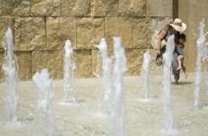 Cuộc sống của người dân châu Âu bị đảo lộn vì nắng nóng