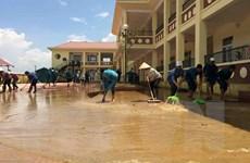 Không để xảy ra dịch bệnh, sớm ổn định sản xuất tại các vùng ngập lụt