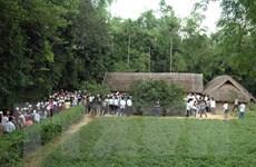 Quy hoạch bảo tồn Khu lưu niệm Chủ tịch Hồ Chí Minh tại Nghệ An