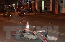 Đắk Lắk: Xe máy gây tai nạn liên hoàn khiến 3 người thương vong