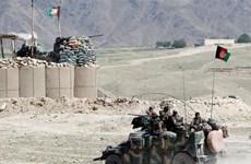 Taliban tấn công quy mô lớn ở miền Đông Afghanistan