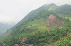 Sớm di dời dân ở vùng có nguy cơ sạt lở tại Sơn La đến nơi an toàn