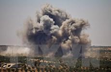 Quân đội Syria phát động cuộc tấn công mới ở tỉnh Latakia