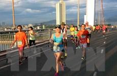 Số vận động viên tranh tài Marathon quốc tế Đà Nẵng 2018 tăng đột biến