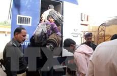 Sri Lanka bắt giữ 27 ngư dân Ấn Độ cùng 4 tàu vi phạm lãnh hải