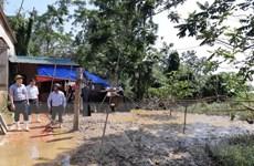 Thanh Hóa đề nghị hỗ trợ khẩn cấp người dân vùng thiên tai