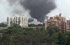 Ấn Độ: Cháy tại trụ sở hãng truyền hình nhà nước ở thủ đô New Delhi