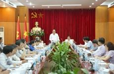 Bộ Nội vụ hoàn thiện các đề án về tổ chức bộ máy, công chức, viên chức