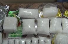 Phát hiện đối tượng vận chuyển lượng lớn ma túy đá từ Lào về Việt Nam