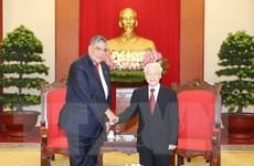Nỗ lực thúc đẩy quan hệ hợp tác giữa Việt Nam và Dominicana