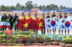 ASIAD 2018: Việt Nam lên vị trí 14 trên bảng tổng sắp huy chương